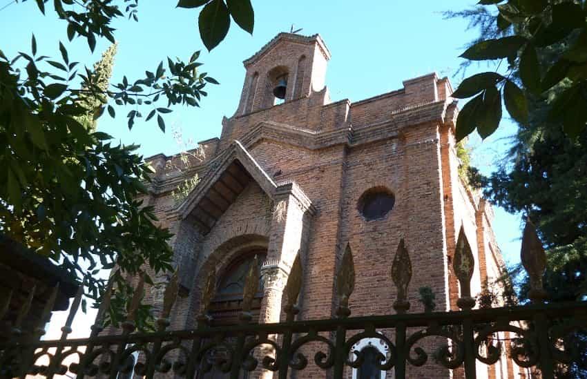 capilla San Carlos Borromeo