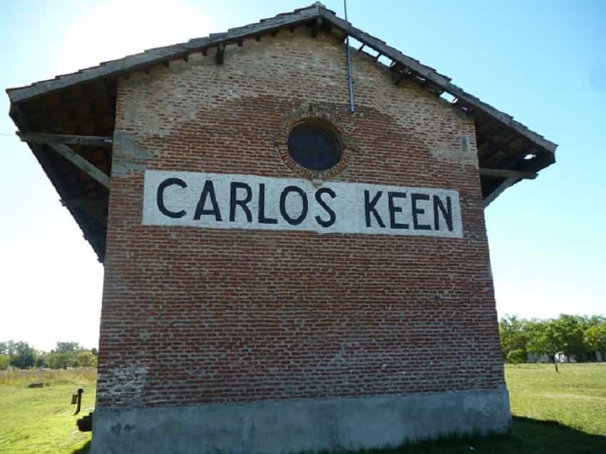 galpon Carlos Keen
