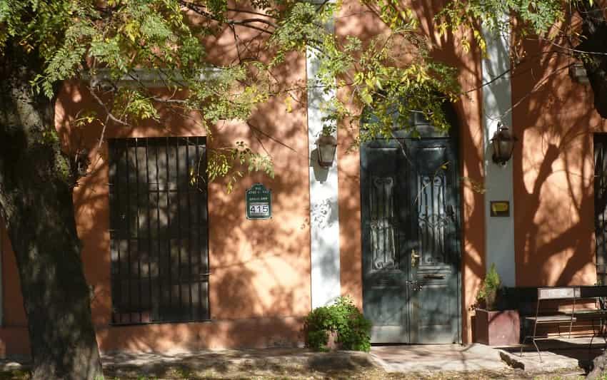 casa antigua